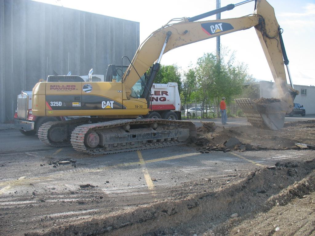 utah excavation project
