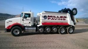 utah hauling truck