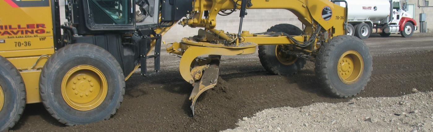 paving contractor Utah